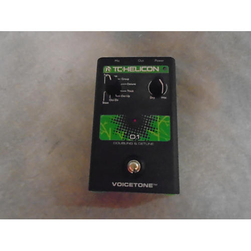 TC Helicon VOICETONE D1 Pedal