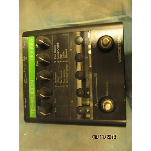 TC Helicon VOICETONE DOUBLE Vocal Processor