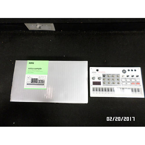 Korg VOLCA SAMPLE Sound Module