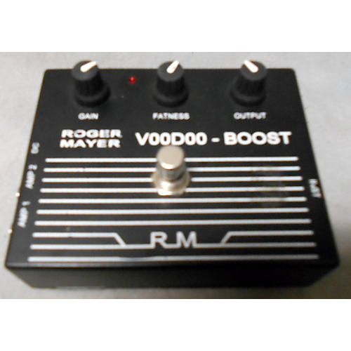 Roger Mayer VOODOO BOOST Pedal