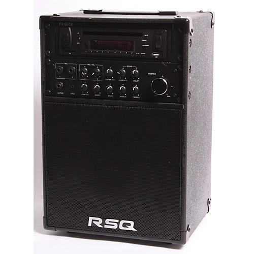 RSQ VOOM Portable Neo+G Karaoke System