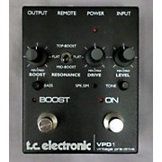 TC Electronic VPD1 Vintage Overdrive Effect Pedal