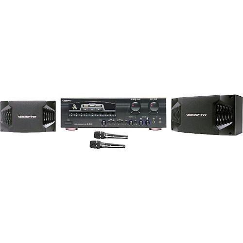 Vocopro VPS-39 200W Karaoke Amp Package