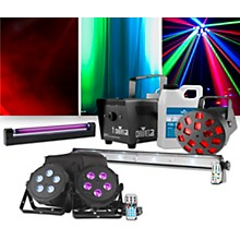 American DJ VPar Pak w/ CHAUVET DJ Jam Pack Diamond Lighting Package