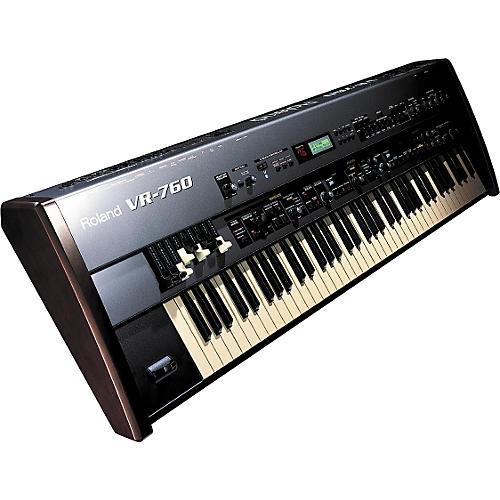 Roland VR-760 Performance Keyboard