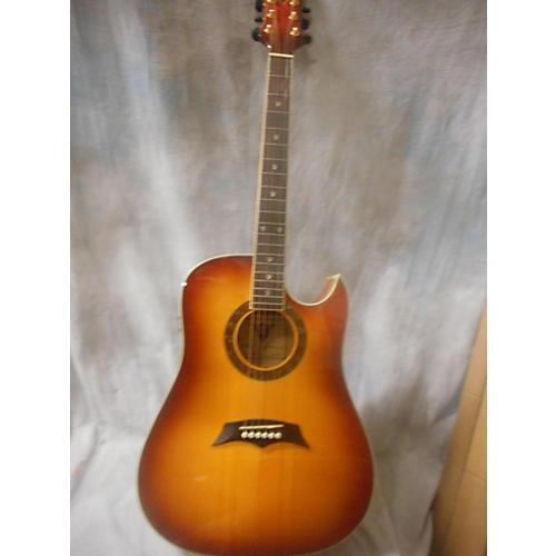 DBZ Guitars VRNDCFM-VLD Acoustic Electric Guitar