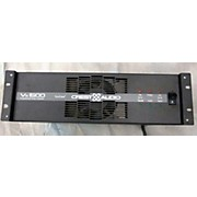 Crest Audio VS 1500 Power Amp