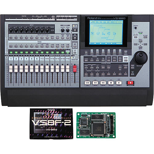 Roland VS-1880HD and Expansion Board Package-thumbnail