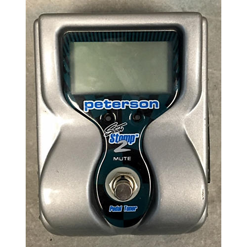 Peterson VS-S2 Tuner Pedal-thumbnail
