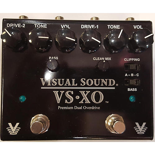 Visual Sound VS-XO Effect Pedal