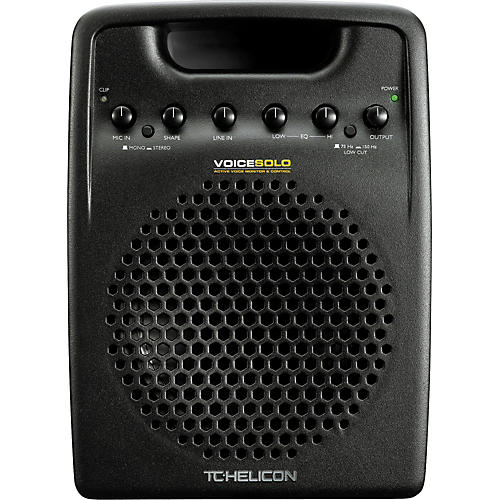 TC Helicon VSM-300 VoiceSolo Active Voice Monitor with Control