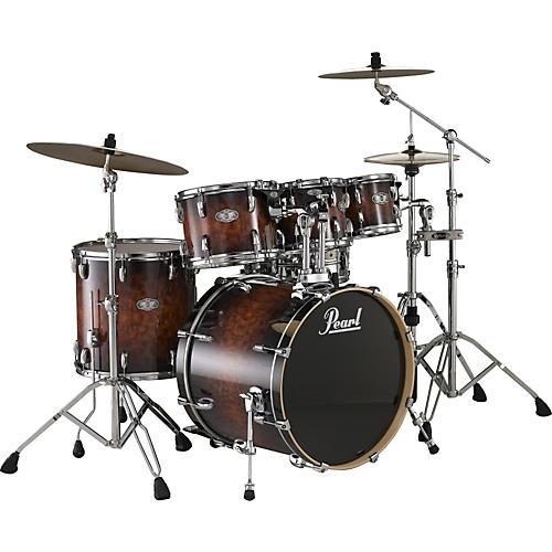 Pearl VSX 5-Piece Shell Pack with Free Tom