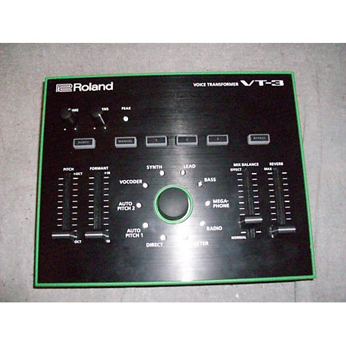 Roland VT-3 VOICE TRANSFORMER Vocal Processor