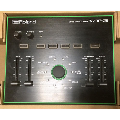 Roland VT-3 Vocal Processor-thumbnail