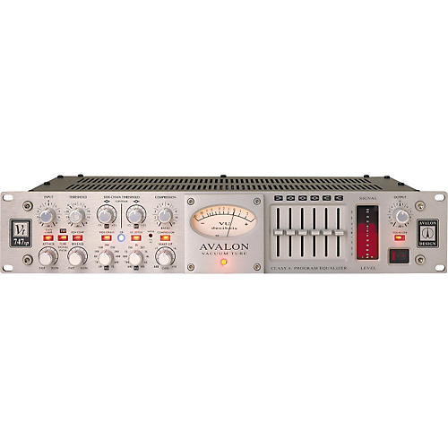 Avalon VT-747SP Stereo Compressor EQ