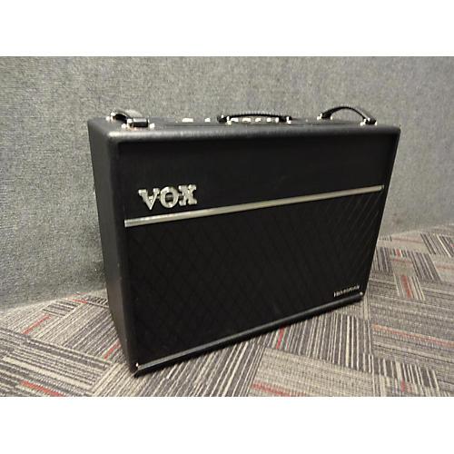 Vox VT120Plus Valvetronix 2x12 120W Guitar Combo Amp-thumbnail