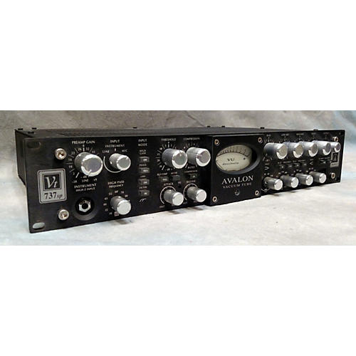 Avalon VT737SP-B Pure Class A Tube Microphone Preamp-thumbnail