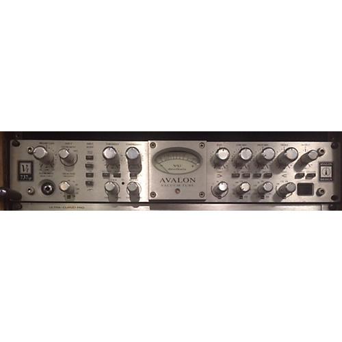 Avalon VT737SP Class A Mono Tube Microphone Preamp-thumbnail