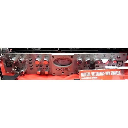 Avalon VT737SP Pure Class A Vacuum Tube Channel Strip