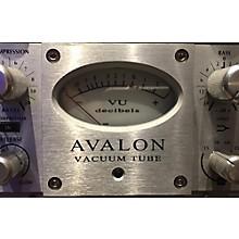 Avalon VT747SP Pure Class A Vacuum Tube Channel Strip