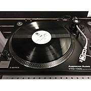 American Audio VTD1000 Turntable