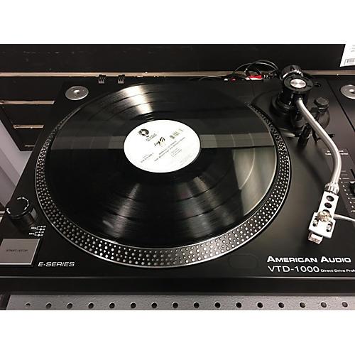 American Audio VTD1000 Turntable