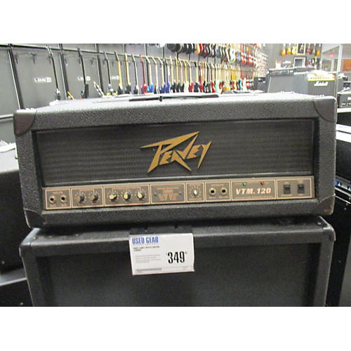 Peavey VTM120 Tube Guitar Amp Head