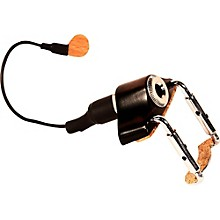 KNA VV-3 Portable Piezo Pickup for Violin and Viola with Deluxe Jack Housing