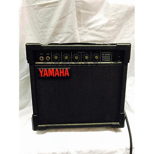 Yamaha VX 15 Guitar Combo Amp