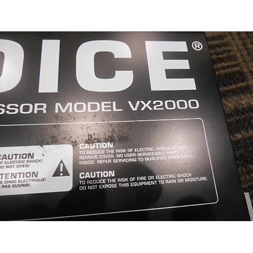 Behringer VX2000 Multi Effects Processor-thumbnail