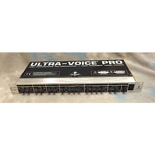 Behringer VX2000 Vocal Processor