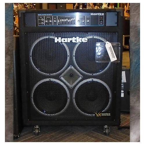 Hartke VX3500 350W 4x10 Bass Combo Amp-thumbnail