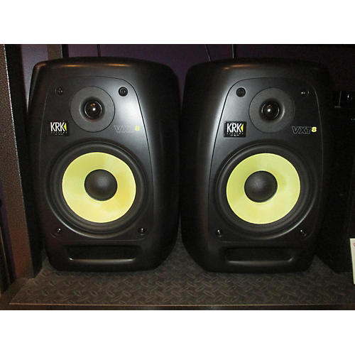 KRK VXT8 Pair Powered Monitor-thumbnail