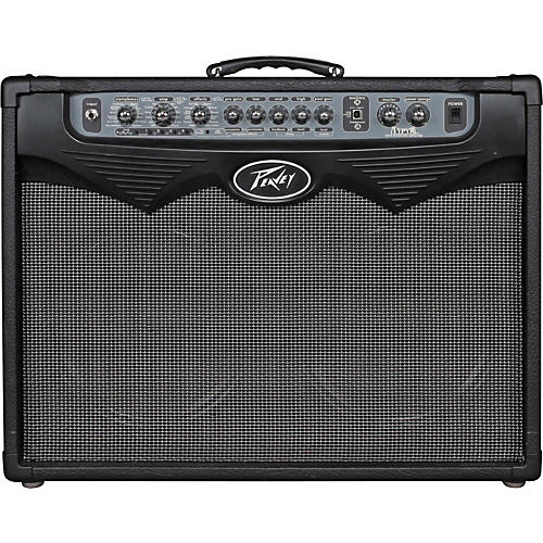 Peavey VYPYR 100 100W 2x12 Guitar Combo Amp Black