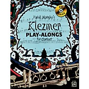 Alfred Vahid Matejko's Klezmer Play-Alongs for Clarinet Book & CD