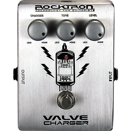 Rocktron Valve Charger Overdrive Guitar Effects Pedal-thumbnail
