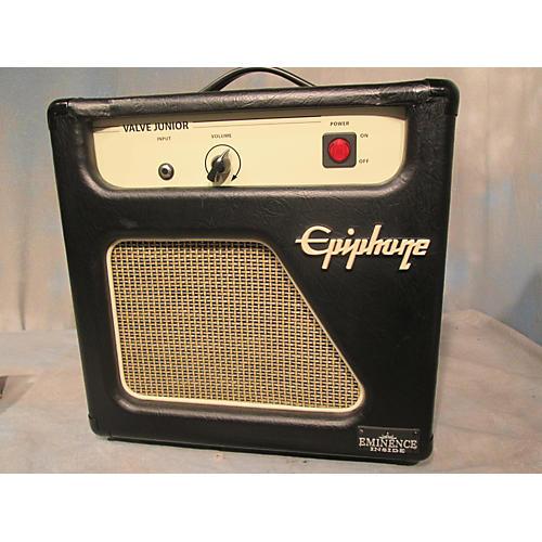 Epiphone Valve Jr 1X8 5W Class A Black Tube Guitar Combo Amp