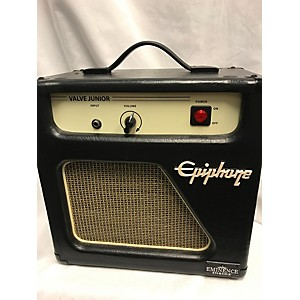 Pre-owned Epiphone Valve Jr 1X8 5 Watt Class A Tube Guitar Combo Amp