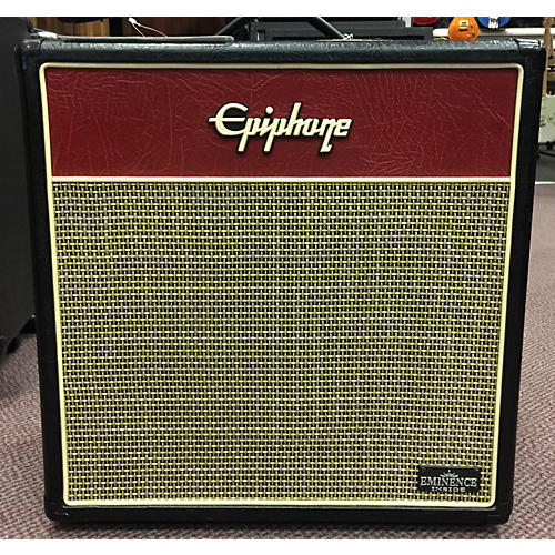 Epiphone Valve Jr 1x12 Extension Guitar Cabinet-thumbnail