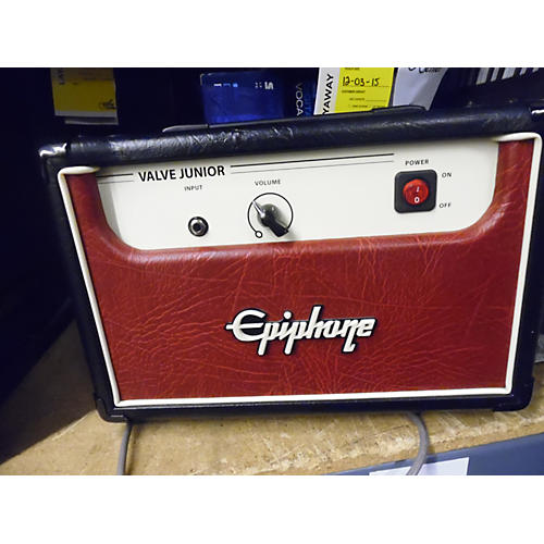 Epiphone Valve Junior Head And Cab Tube Guitar Combo Amp-thumbnail