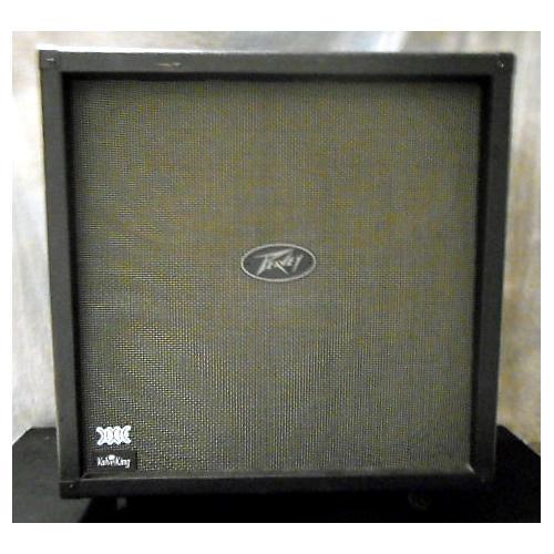 used peavey valve king 4x12 straight guitar cabinet guitar center. Black Bedroom Furniture Sets. Home Design Ideas