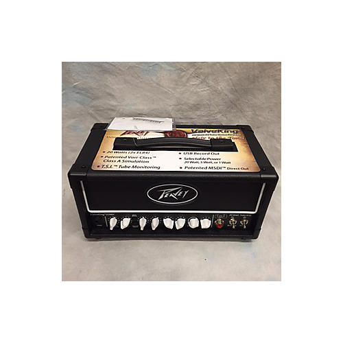Peavey Valve King II Micro Tube Guitar Amp Head-thumbnail