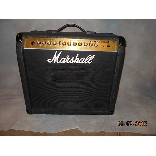 Marshall ValveState Black And Gold Guitar Combo Amp Black and Gold