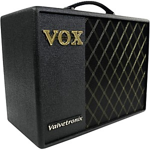Vox Valvetronix VT40X 40 Watt 1x10 Guitar Modeling Combo Amp