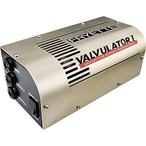 Fryette Valvulator I V1 Line Driver Buffer and Power Supply-thumbnail
