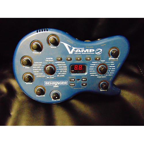Behringer Vamp 2 Guitar Power Amp-thumbnail