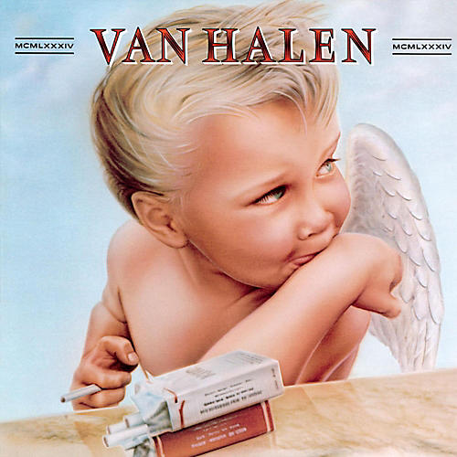 WEA Van Halen - 1984 Vinyl