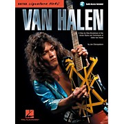 Van Halen - Guitar Signature Licks Book/Online Audio