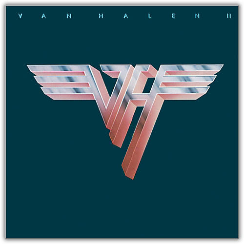 WEA Van Halen - Van Halen II Vinyl LP-thumbnail
