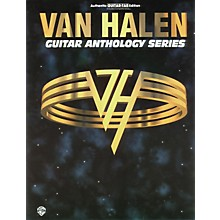 Alfred Van Halen Anthology Series Guitar Tab Book